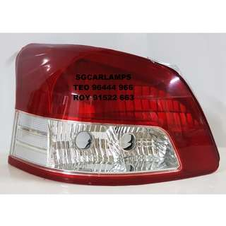 TOYOTA VIOS 2007-2013 NCP93 TAIL LIGHT / TAIL LAMP (NEW)