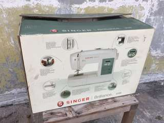 mesin jahit singer brilliance 6199