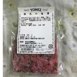 【富澤商店】Tomiz 鹽漬櫻花 / 60G