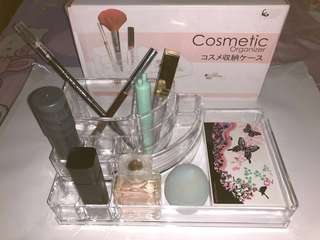Brand New Acrylic Cosmetic Organizer