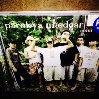 Parokya ni Edgar-Solid CD