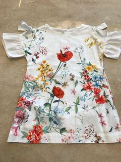 Zara kids dress for girl