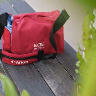 Canon eos digital camera bag