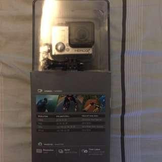 GoPro Hero3+Silver