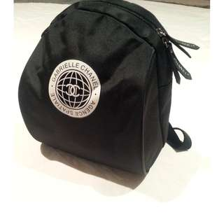 chanel vip backpack Authentic...