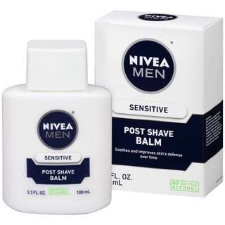 Nivea Men Sensitive Skin After Post Shave Balm
