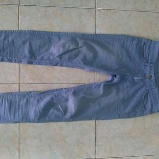 Jeans Uniqlo Skinny-Fit (UJ) (Size-29 fit 30)