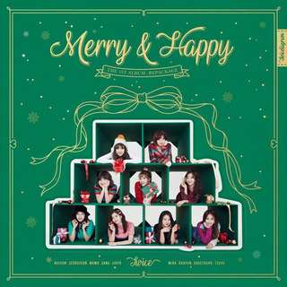 Merry and Happy album
