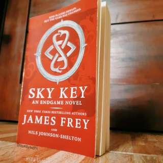 Sky Key (Endgame, #2) - James Frey