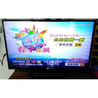 中古液晶電視 42吋 樂金 LG 42LM6400 二手液晶電視
