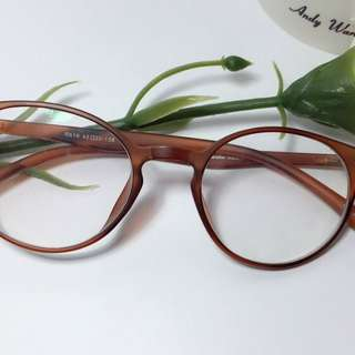 Benetton Brown Glasses