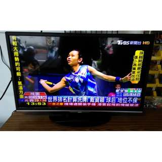 中古液晶電視 32吋 奇美 CHIMEI TL-32LF500D 二手液晶電視