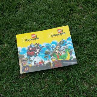 Legoland Malaysia Theme Park Combo Ticket