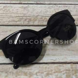 Vintage sunglass anti UV 🆓 ONGKIR