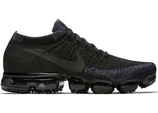 LF Nike Vapor Max Triple Black US10.5