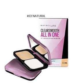 Maybelline clearsmooth all in one (03 natural)