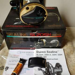Daiwa SL 20 brand new in box