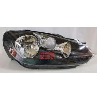 VOLKSWAGEN GOLF 6 '2009-2012 HEAD LAMP / HEAD LIGHT (NEW)
