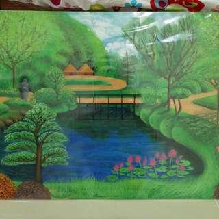 Hk painter Painting