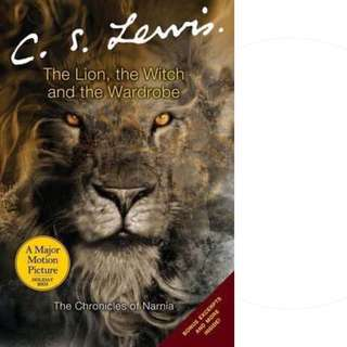 The Lion, the Witch, and the Wardrobe (Chronicles of Narnia, #1) by C.S. Lewis
