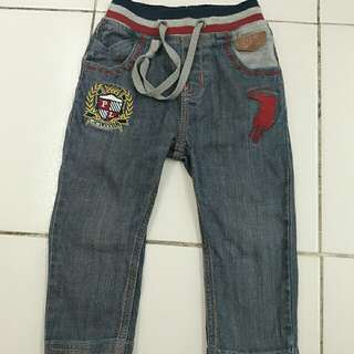 Jeans for boy  (2-3 years old)