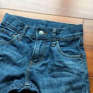Uniqlo 男童牛仔褲 10號