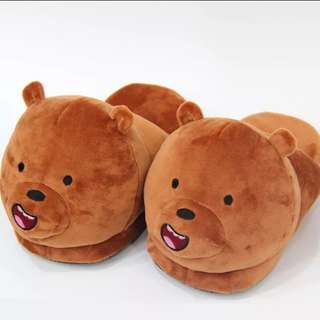 Grizz slippers preorder