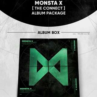 MONSTA X-The Connect: Dejavu [6th Mini Album]