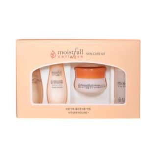 🍦HAPPY $3.95 SALE!!🍦 Etude Collagen Skin Care Kit