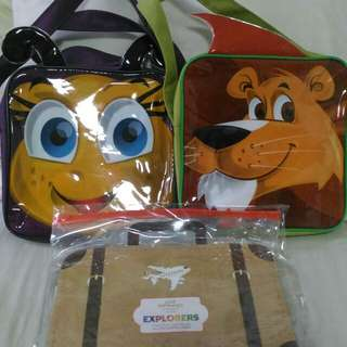 Activity Bags & file