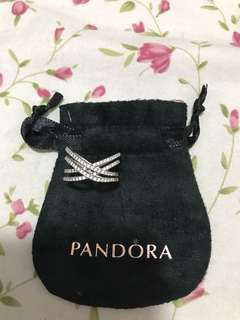 Pandora 戒指(Size 56 )