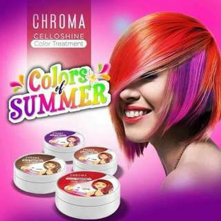 Chroma!😍 Hair color.