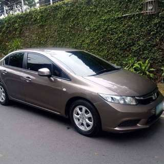 REPRICED! 2013 Honda Civic - Urban Titanium
