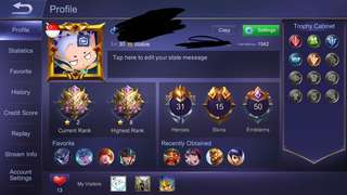 Ml account