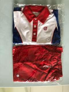 PCF sparkle tots Uniform for boys