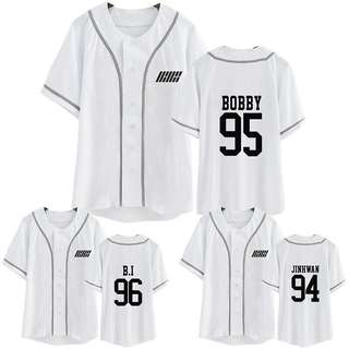 KPOP UNOFFICIAL BASEBALL JACKET