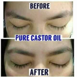 Castor Oil 100% Natural