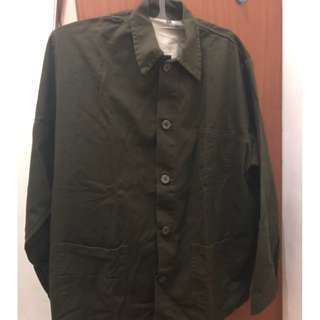 Jaket Locale Brown