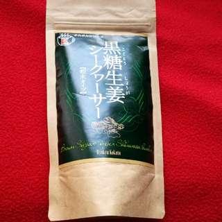 冲繩黑糖生姜粉末