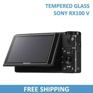 Sony RX100 V (Mark 5) Tempered Glass Protector