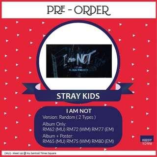 (PRE-ORDER) STRAY KIDS - I AM NOT