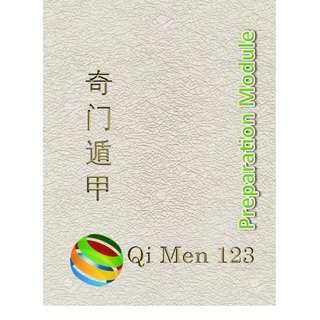 [FREE DOWNLOAD] Qi Men 123 Pre - Course Materials