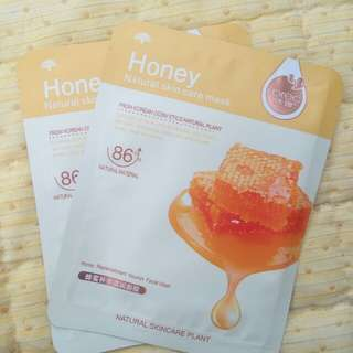 Honey Natural Skin Care Mask from Rorec