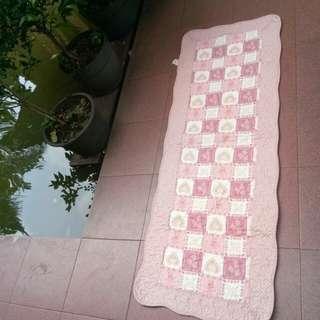 Table runner quilt/karpet