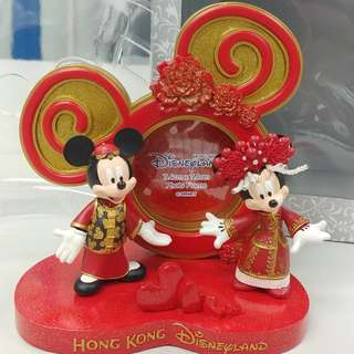 Mickey Mouse結婚相架
