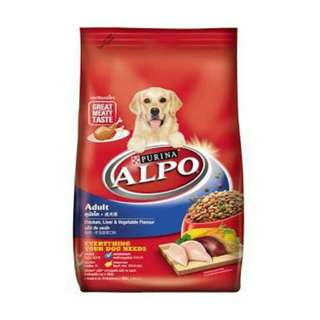 ALPO CHIKEN, LIVER & VEGETABLE FLAVOUR 1.5 KG