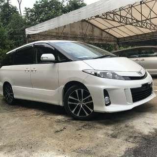 Toyota Estima 2.4 Aeras 2013