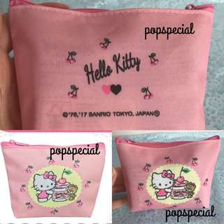 Hello Kitty Limited Tokyo Cherry Pouch