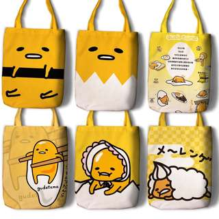 Little Gudetama Sling Bag - GHR211  Size: 34*43cm  Design: as attach photo