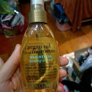 Brand New Organix Argan Oil
